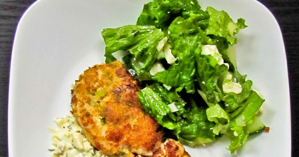 Crab Cakes Inside My Kitchen