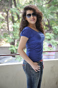 Archana photos in blue top-thumbnail-15