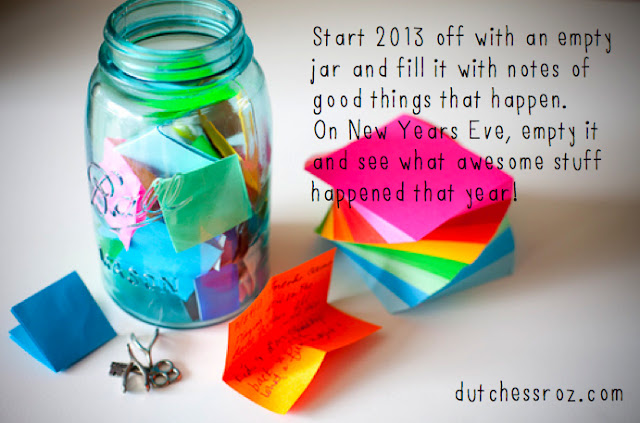 Resolutions jar | Blogue Montreal Addicts