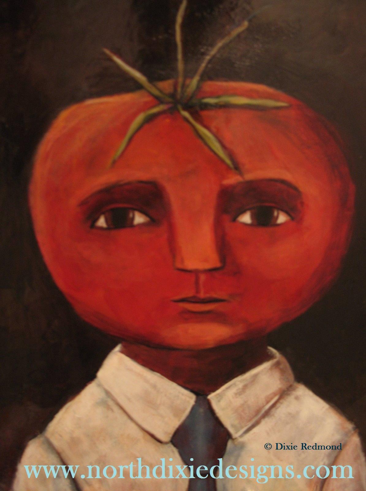 Northdixie Designs Tomato Boy II Listed On Ebay