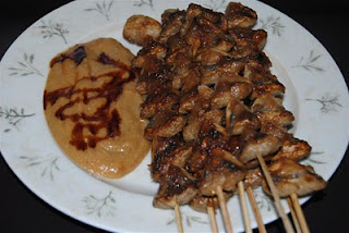 Resep Sate Jamur Tiram