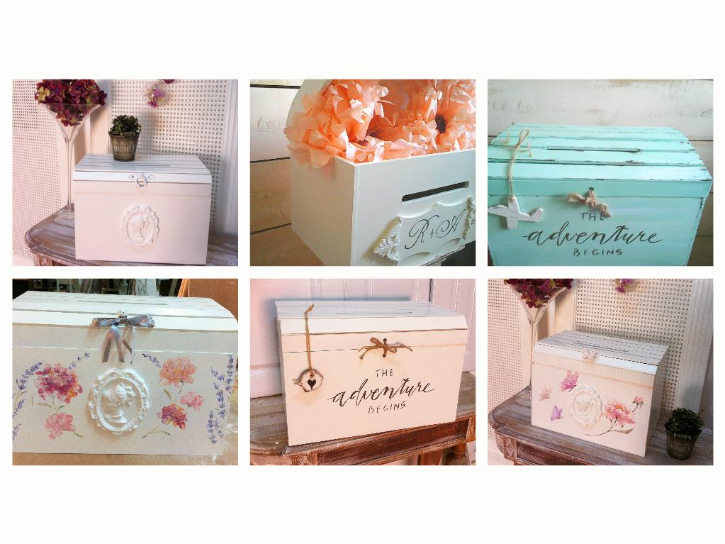 Cufere/Cutie bani nunta -KOFI - decoratiuni nunta