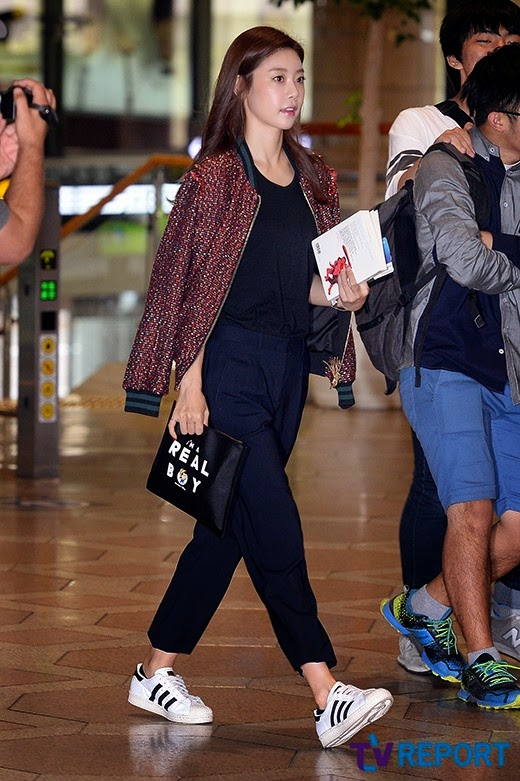 Girl 39 S Day Sojin Airport Fashion Official Korean Fashion