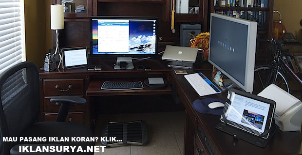 Markas apple home office untuk ios developer keren for Best home office tools
