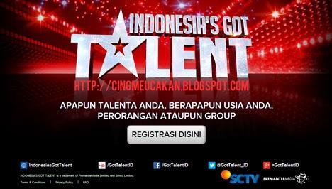 Jadwal Audisi Indonesia Got Talent 2014 SCTV