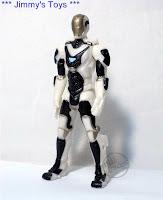 Iron Man 3 - Deep Space Suit Hasbro