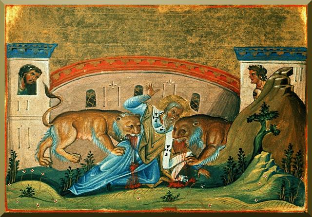 Martyrdom of Saint Ignatius of Antioch