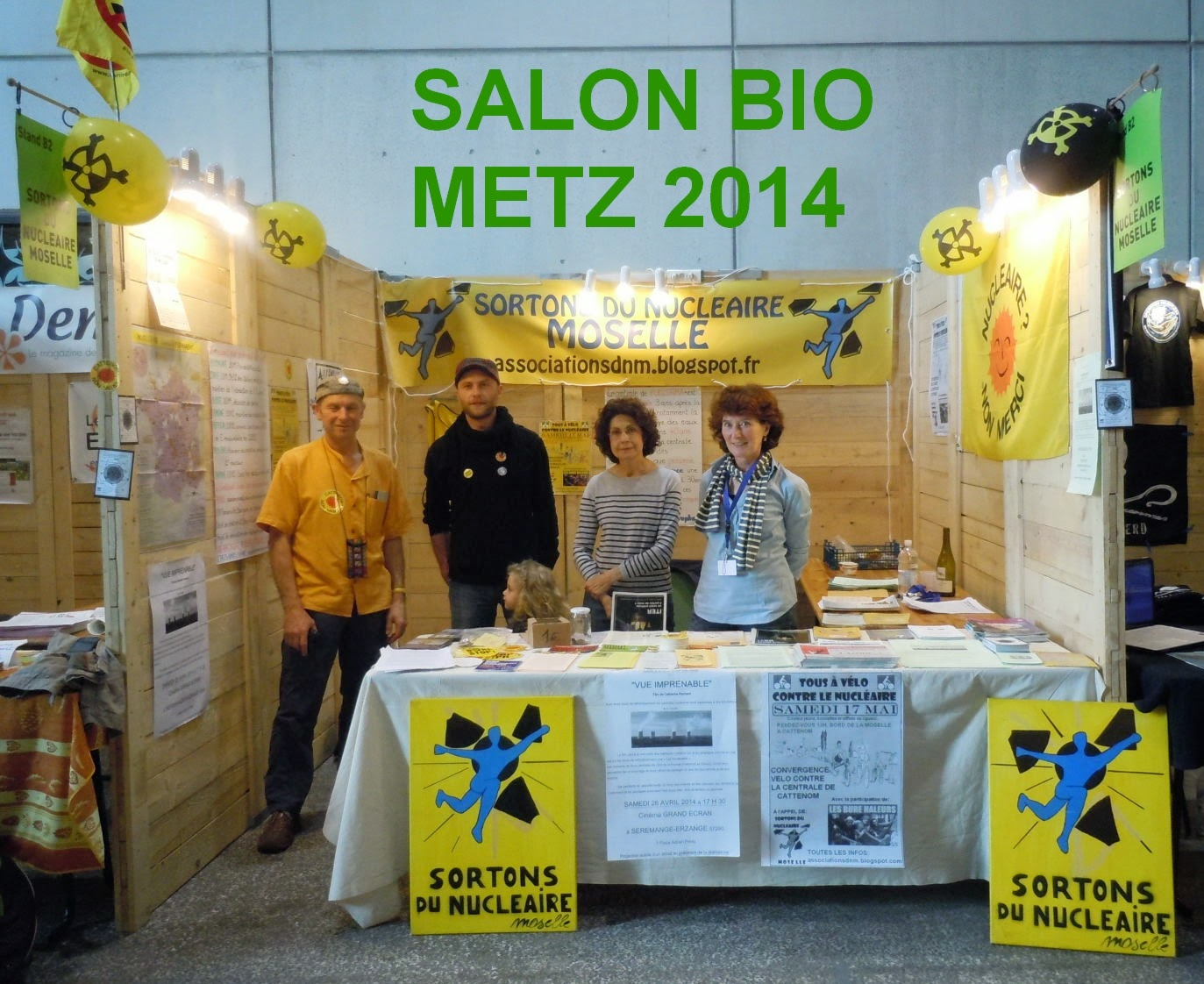 METZ: SALON BIO 2014