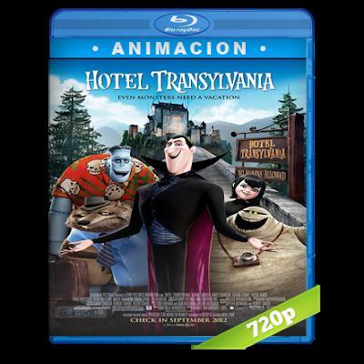 Hotel Transylvania (2012) BRRip 720p Audio Trial Latino-Castellano-Ingles 5.1