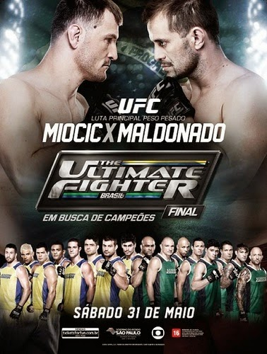 UFC Fight Night Miocic vs Maldonado Download – UFC Fight Night: Miocic vs. Maldonado   HDTV (2014)