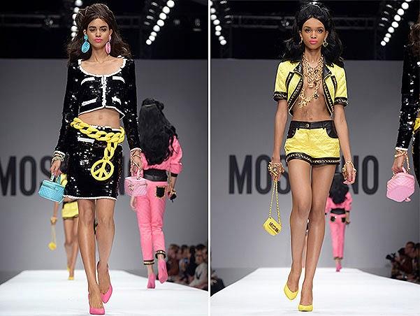 Milan Fashion Week_Moschino show 5