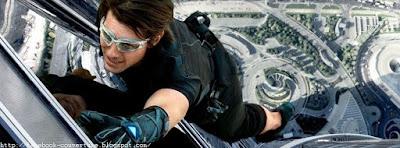 Magnifique image de couverture facebook Mission Impossible 5