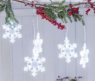 Foto de adornos de Navidad - Leroy Merlin
