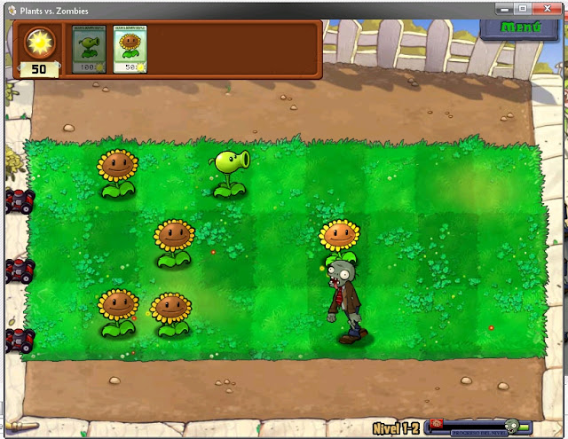 Plantas vs Zombis GOTY PC Full Español