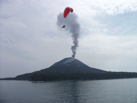 Marcus  W Nugroho Memotret Indonesia : Krakatau Selat Sunda (1)