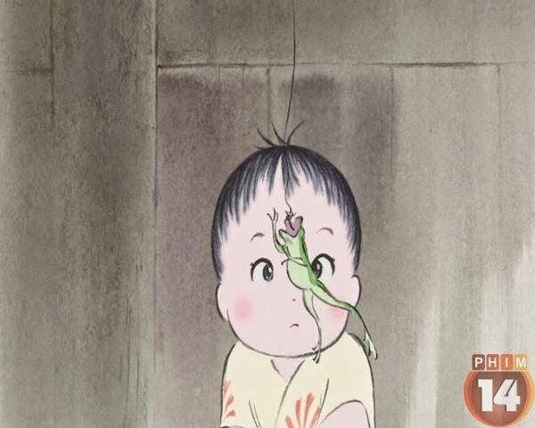 Truyện Công Chúa Kaguya The Tale of Princess Kaguya