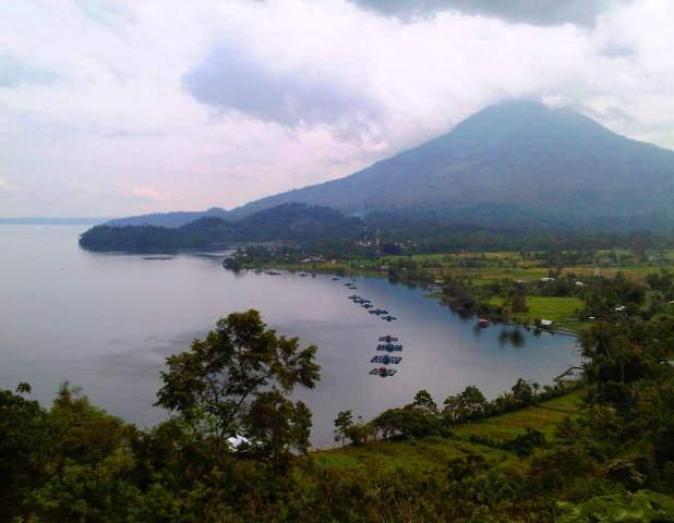 Danau Ranau Lampung Barat 3