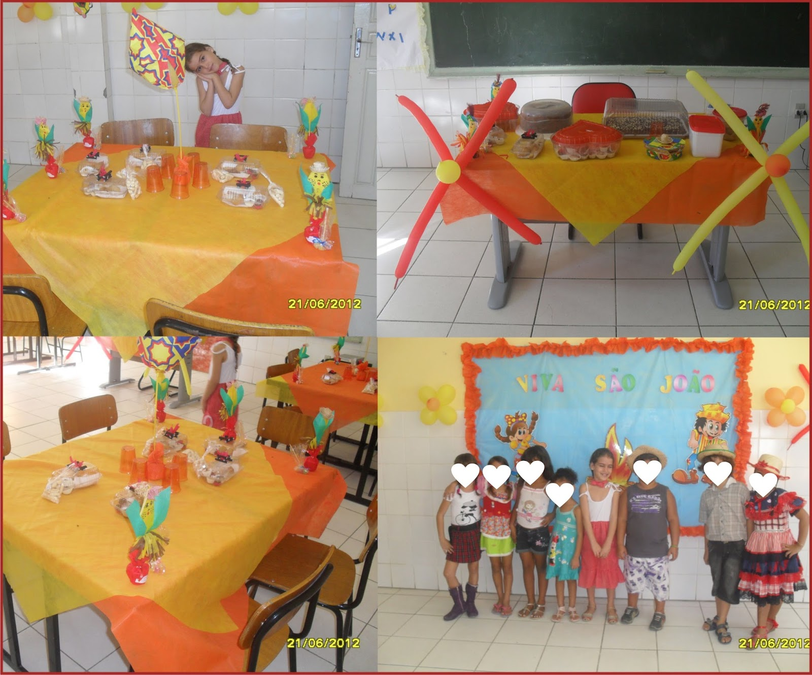 decoracao festa junina educacao infantil : decoracao festa junina educacao infantil: Festa Junina