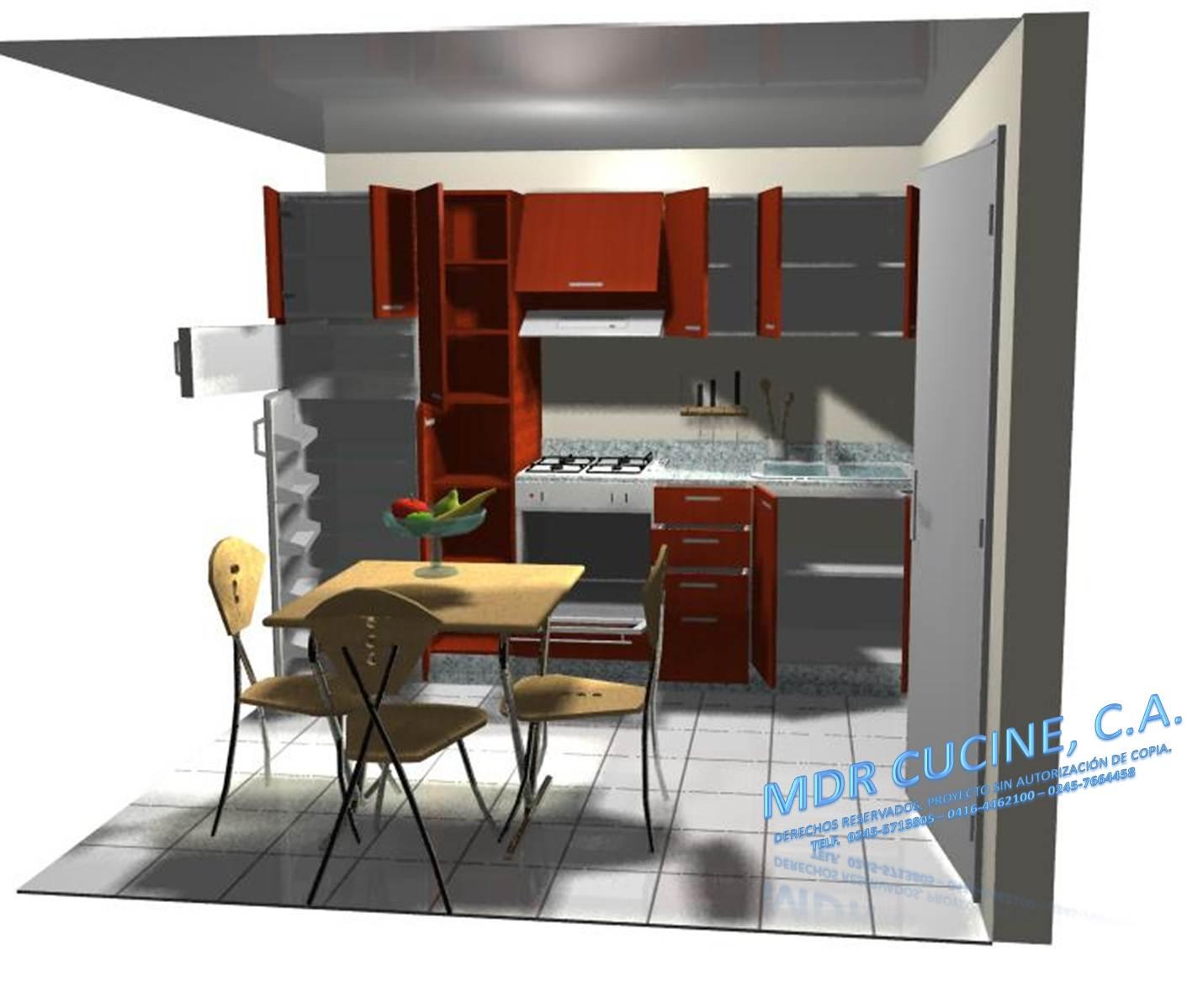Mdr cucine dise os nuestras cocinas funcionales a precios for Cocinas precios fabrica