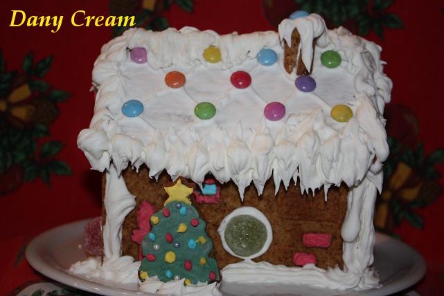 Casetta Di Natale Da Colorare : Countdown to christmas casetta di pan di zenzero