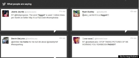 omofobia twitter