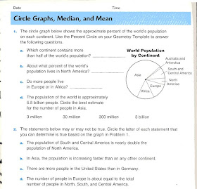Math problems of the week: Circles in 6th grade Everyday Math vs. Singapore Math