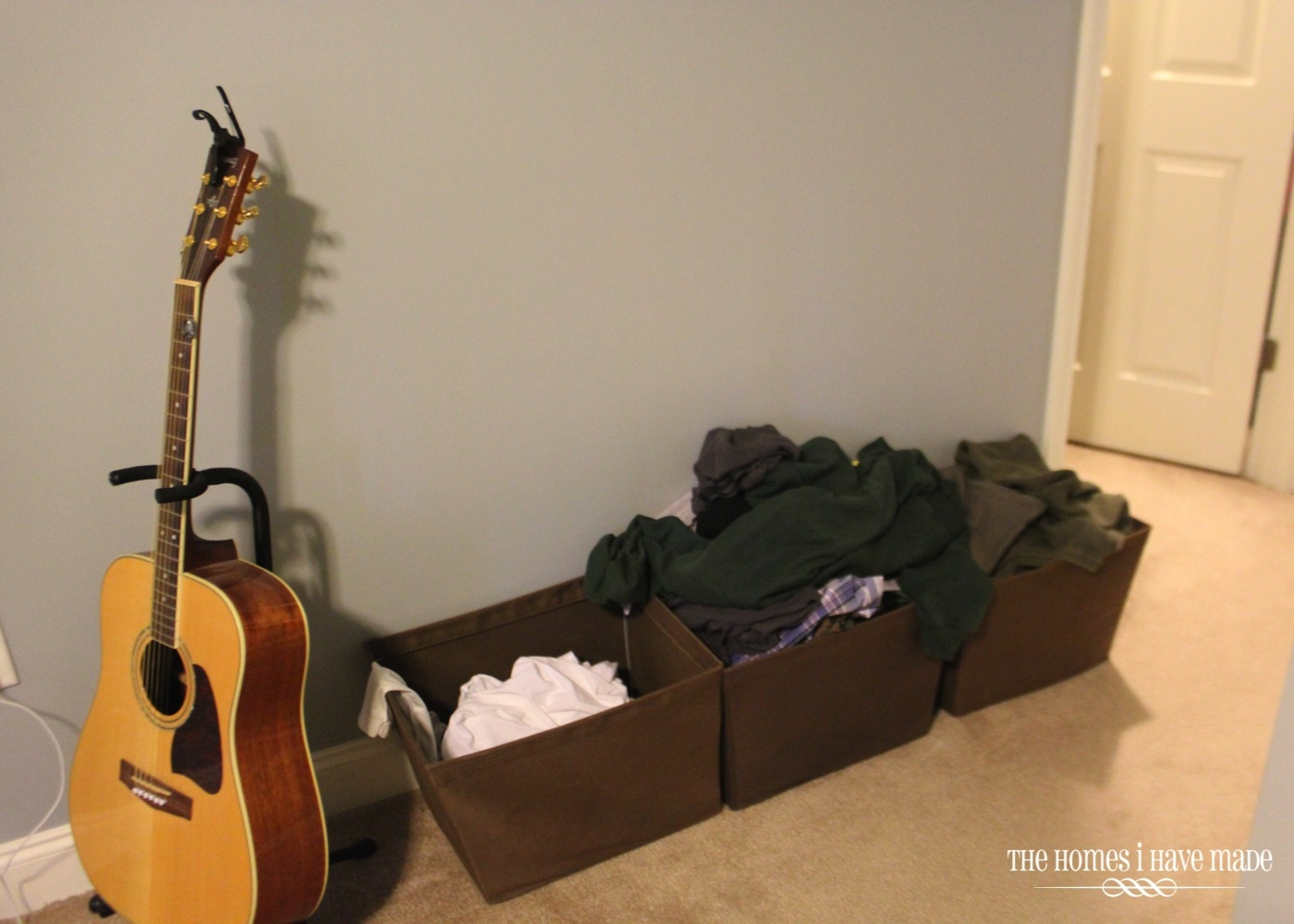 talk about airing our dirty laundry sheesh this room really was a