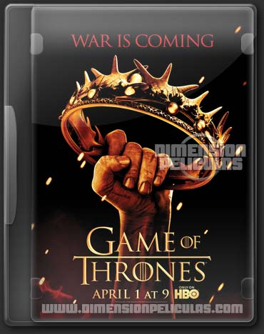 Game Of Thrones Temporada 2 (HD 720 Inglés Subtitulada)