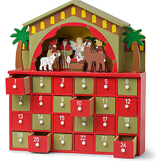 the chrismologist why do people open advent calendars in the run up to christmas. Black Bedroom Furniture Sets. Home Design Ideas