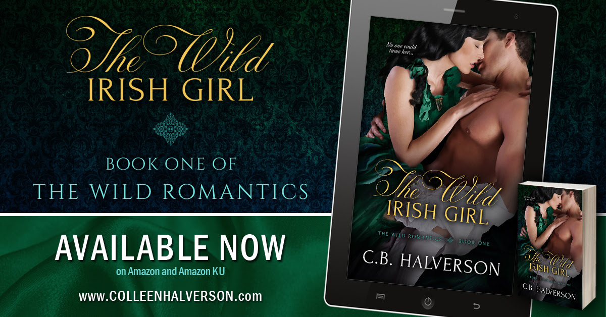 The Wild Irish Girl Book Blitz