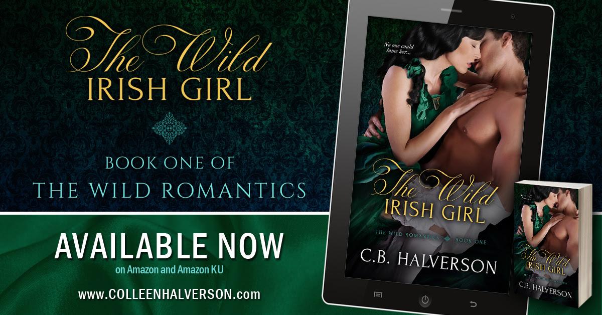 The Wild Irish Girl Book Blitz