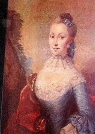 9.094.Louise Sophie Hagen (1737-1777)