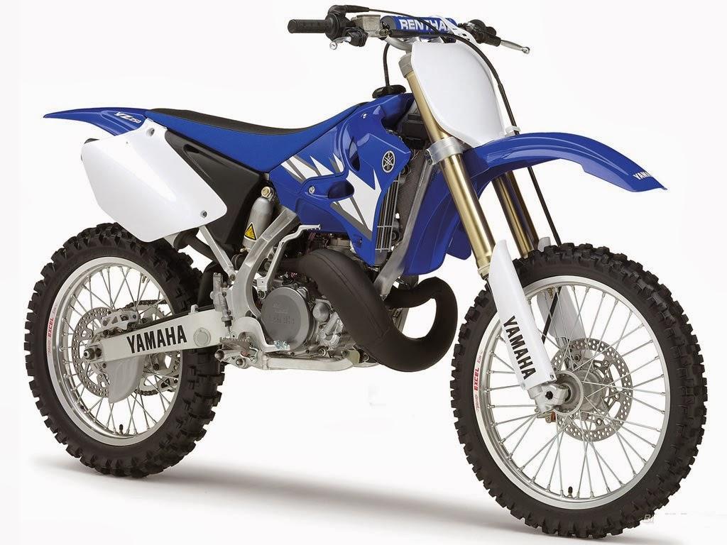 Upcoming Yamaha YZ450F Sports Bike