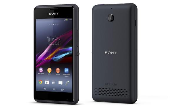Spesifikasi dan harga Sony Xperia E1 D2005 Terbaru