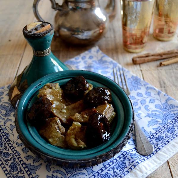 Tajine cocinar en casa es for Cocinar cabeza de cordero