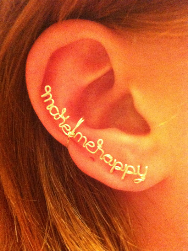 Pink Clouds Steal These Cutey Ear Cuffs from Karmadia ~ Giveaway! title=