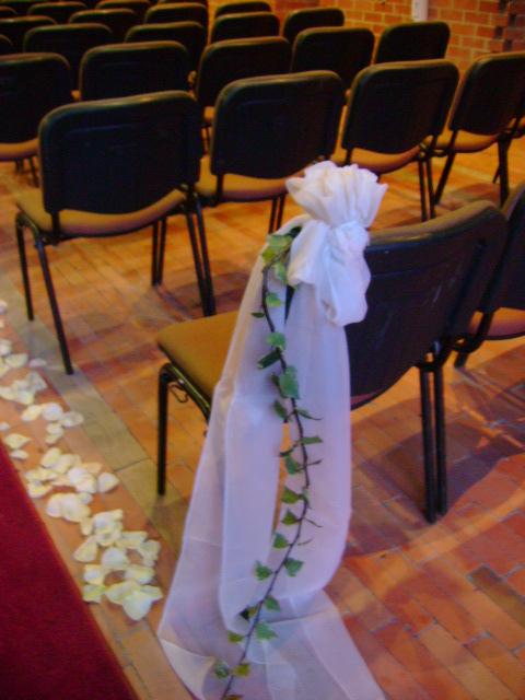Decoraci n floral aura rosa camacho matrimonio rosas - Camacho decoracion ...