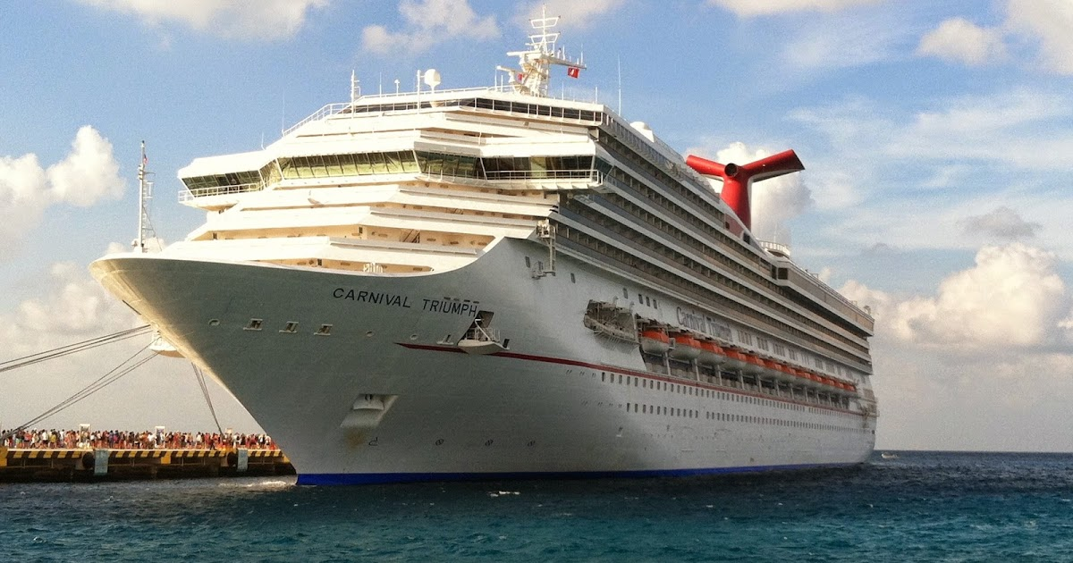 Ray39s Cruise Blog Carnival Triumph Cruise Review 1172015