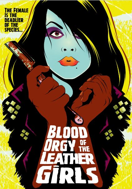 Blood Orgy Of The Leather Girls DVD Available Now!!!