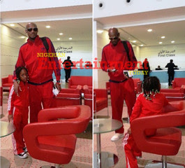 2face idibia in dubai