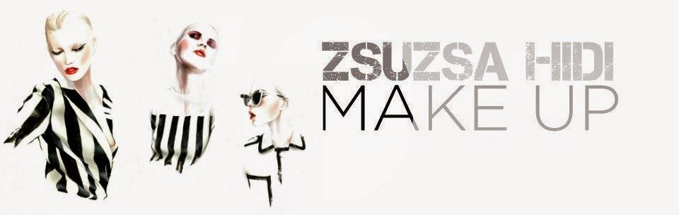 Zsuzsa Hidi - Makeup artist
