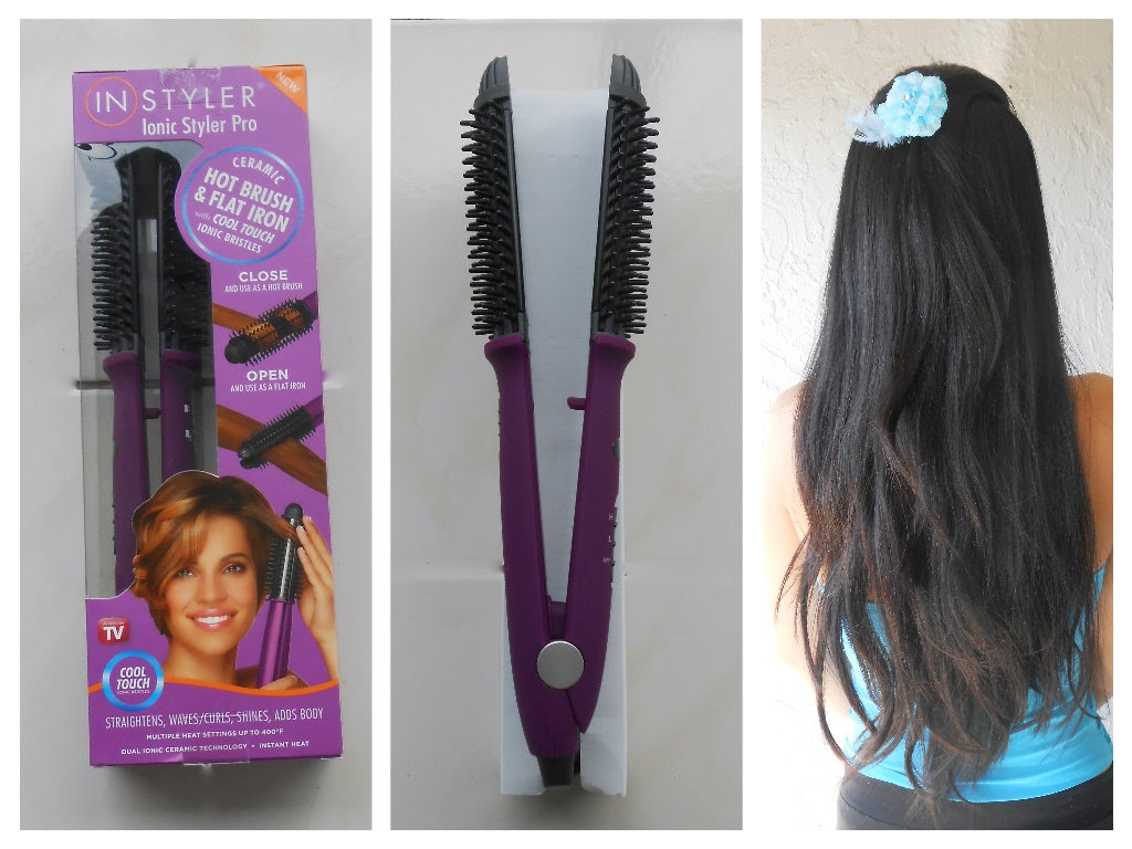 My Opinion And More Instyler Hair Tools