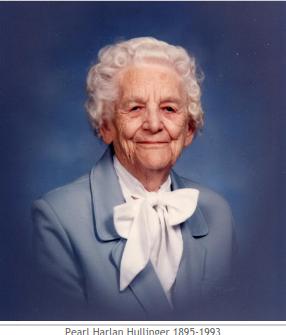 Pearl Harlan Hullinger