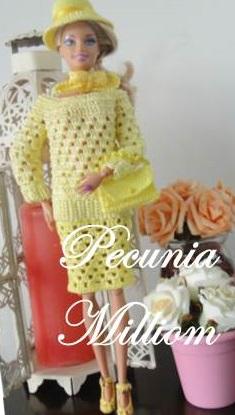 Barbie Raio de Sol por Pecunia MM