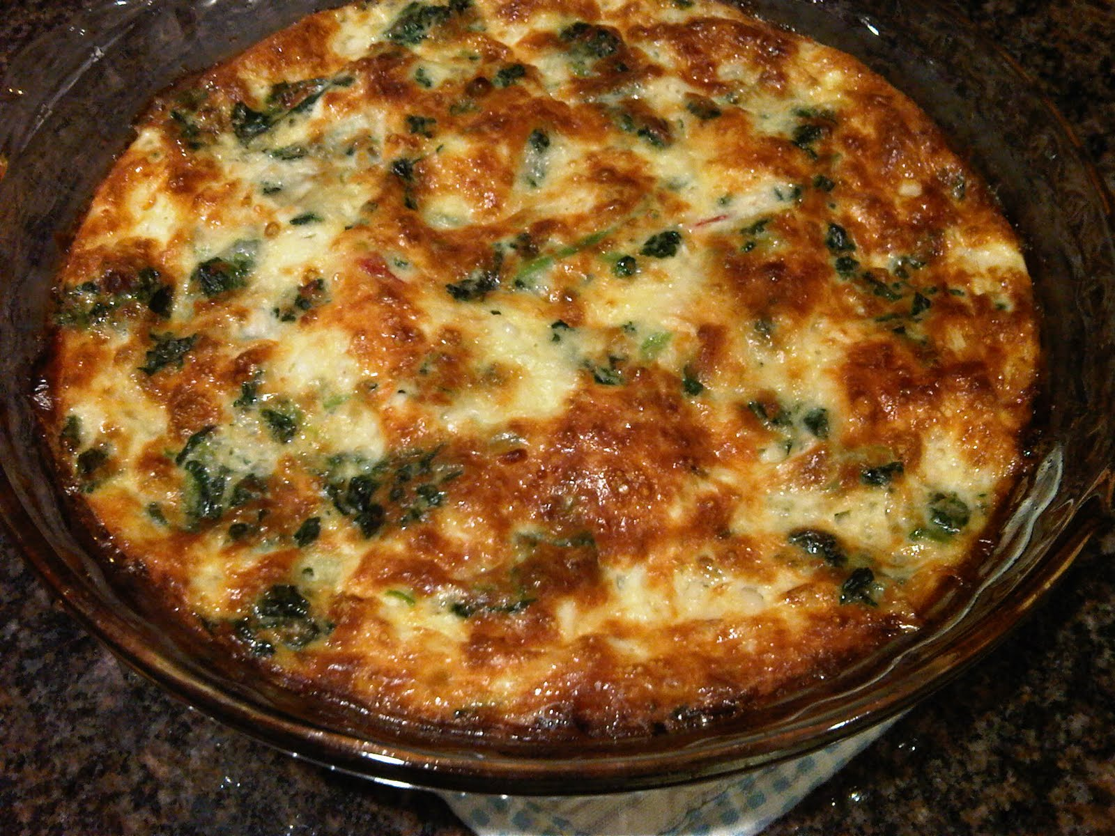 Spinach And Sun-Dried Tomato Frittata Recipes — Dishmaps