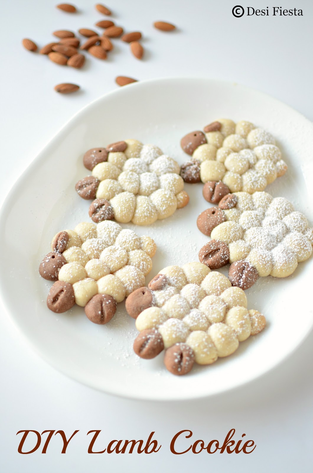 Lamb / Sheep cookies Recipes