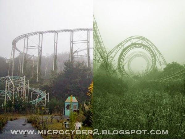 Tragedi Di Wahana Camelot Theme Park Inggris