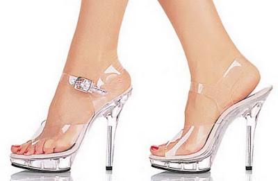 Cara Memakai High Heels
