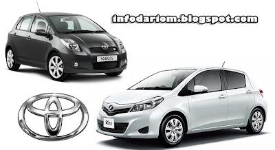 Daftar Harga Mobil Toyota terbaru April 2013