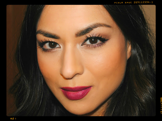 MAKEUP TUTORIAL, Holidays Makeup Tutorial, daniela pires, rebel lipstick, mac, maquilhagem noite